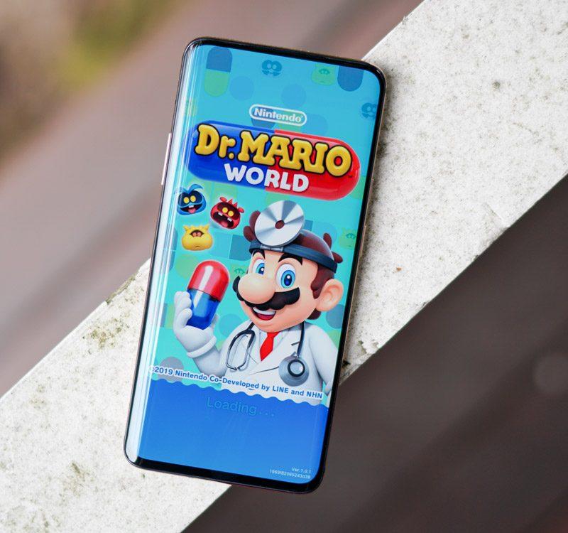 Android mario world