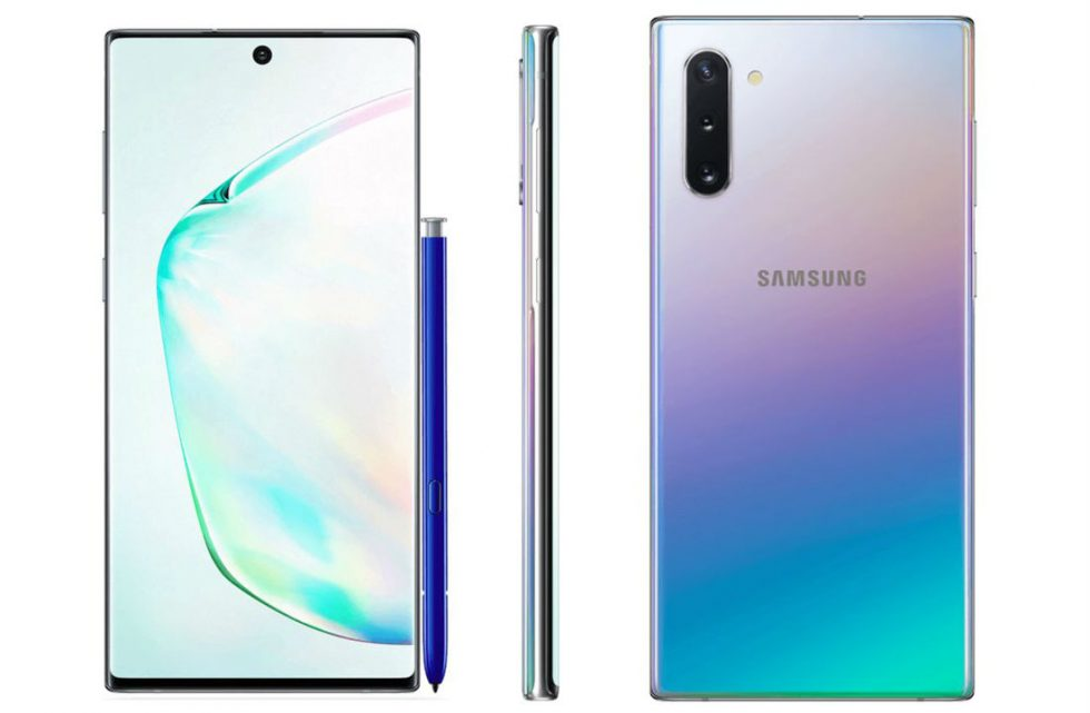 Galaxy Note 10 980x641 - Galaxy Note 10, Note 10+ Specs Reported to Include a Processor, Display, and Possibly Internal Storage