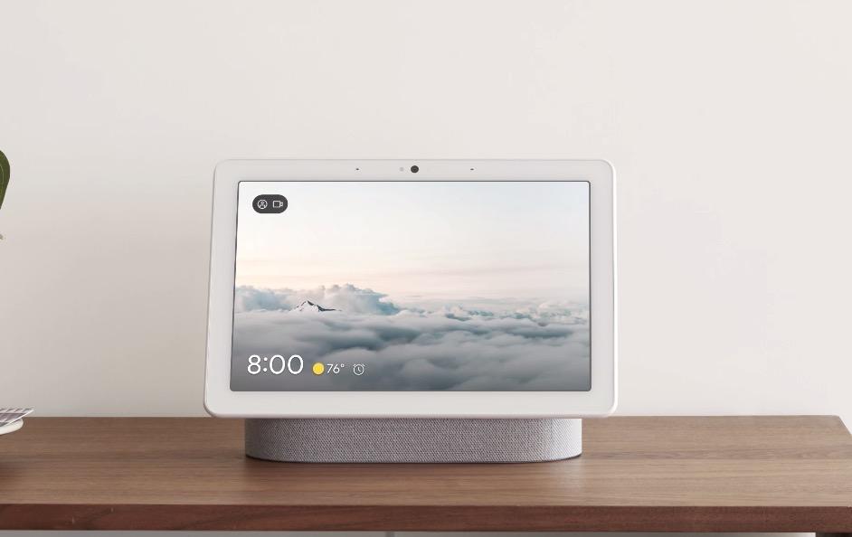 Nest Hub Max - Google Nest Hub Max Arrives September 9