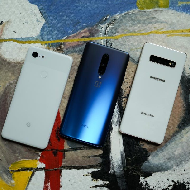 Few Options Remain in an Android World That Used to be
