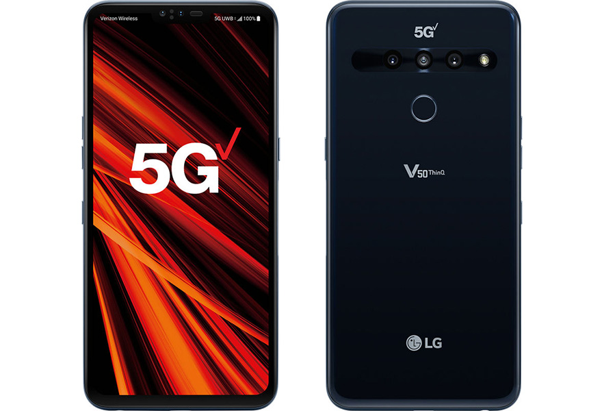 Verizon LG V50 5G