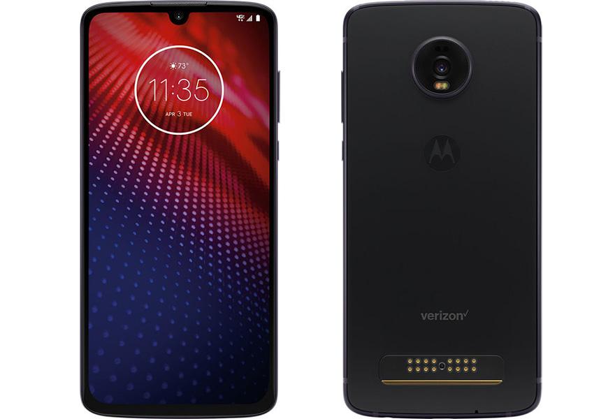 Verizon Moto Z4 5G