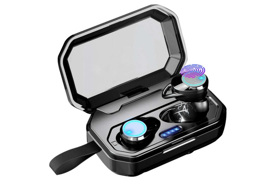 Wireless Earbuds 1 980x660 - DEAL: Grab a Pair of Wireless Earbuds With Bluetooth 5.0 and IPX7 Resistance for $25 (50% Off)