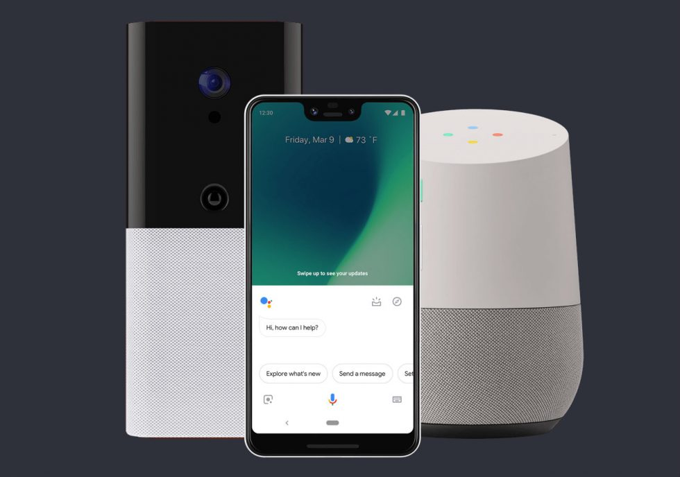 abode google assistant 980x688 - abode Flips the Switch for Full Google Assistant Integration