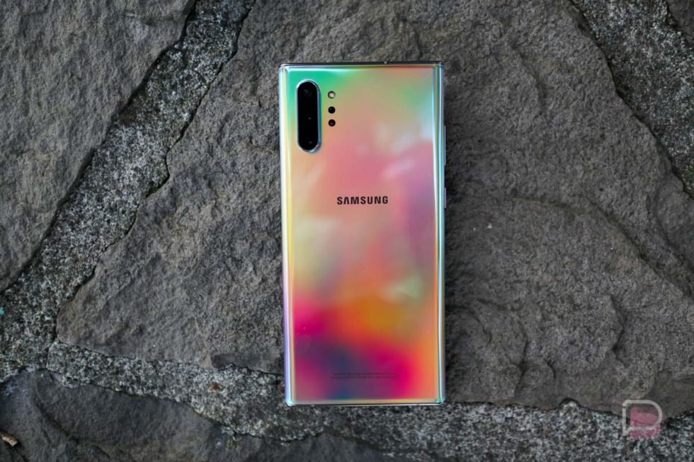 Android 10 Update for T-Mobile Galaxy Note 10, Galaxy S10