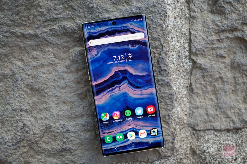 Samsung Galaxy Note 10+ Review: It Doesn't Get Much Better