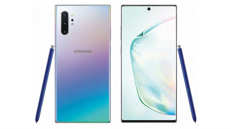 Galaxy Note 10 Plus 980x546 - Here's the Galaxy Note 10 in Most of Its Pretty Colors