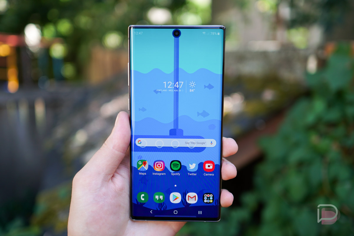 Cool Wallpapers To Go With Your Galaxy Note 10 S Camera