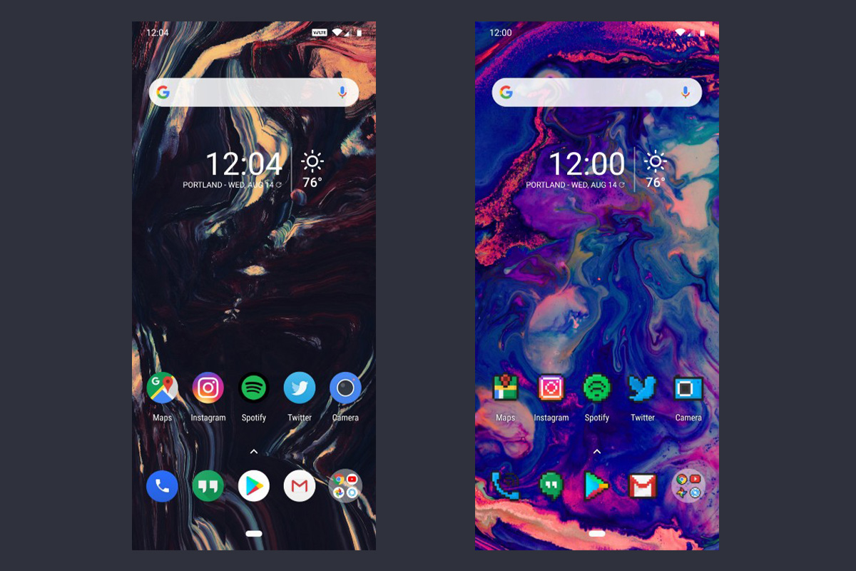Show Off Your Home Screens Day! – Droid Life