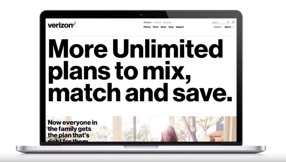 New Verizon Unlimited Plans 1 980x555 - Verizon Makes New Unlimited Plan Line-Up Official