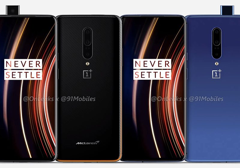 OnePlus 7T Pro Will Look Identical to 7 Pro, But There's a McLaren Edition – Droid Life