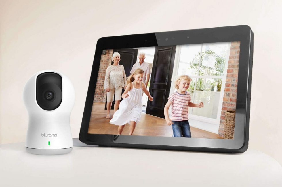 blurams camera 980x652 - DEAL: Smart Camera With Facial Recognition and Alexa Support, Down to $25 ($35 Off Coupon)