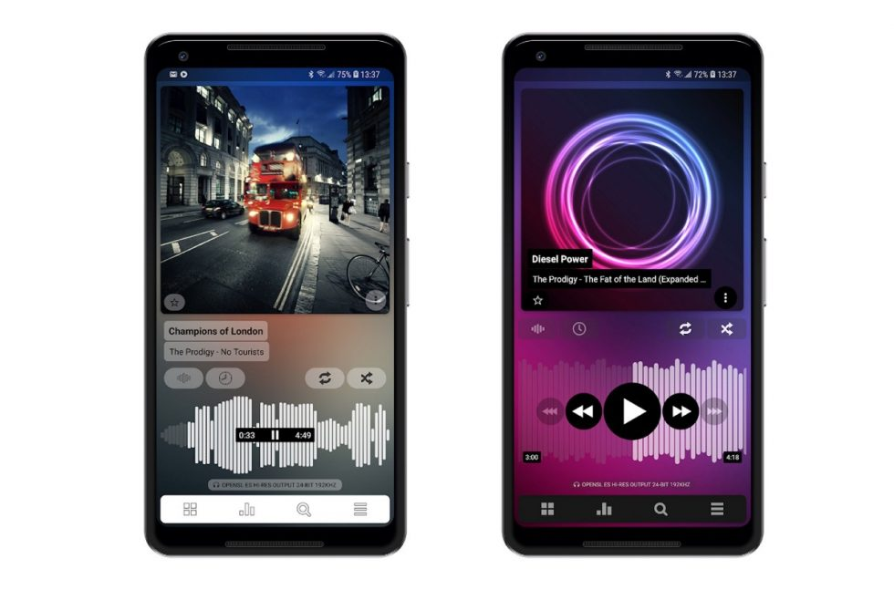 Poweramp Still Going Strong, Releases V3.0 With New Audio Engine and Google Assistant Support