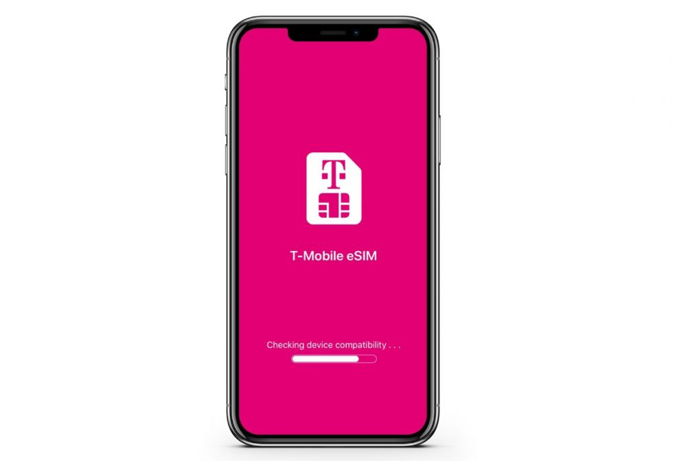 T-Mobile Launches eSIM Support for iPhones, Hopefully Coming