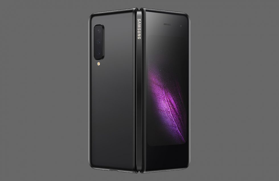 Galaxy Fold Cosmos Black