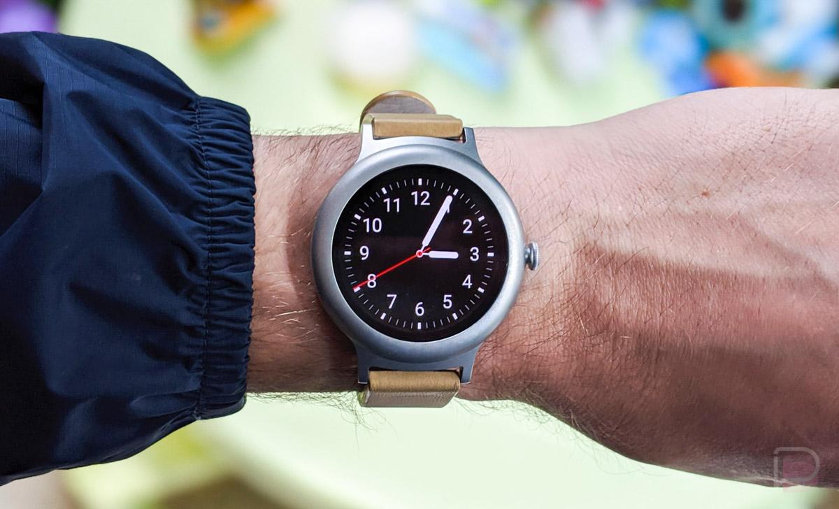 Google Pixel Watch / LG Watch Style