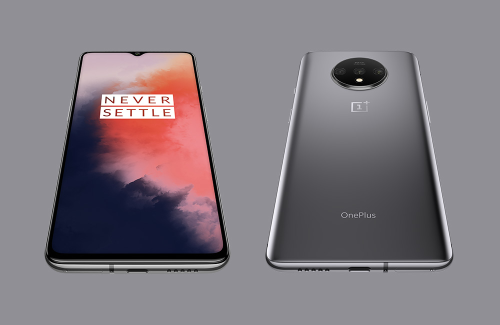 Oneplus 7t Now Official With 90hz Display And 599 Price