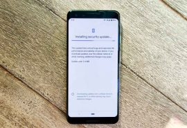 New Pixel 3 Android 10 Update