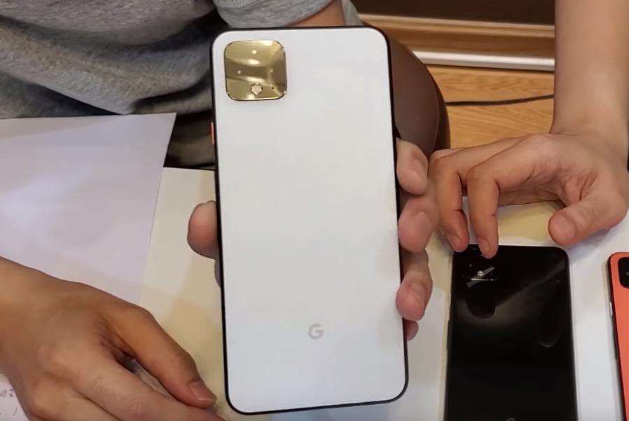 Pixel 4 XL White