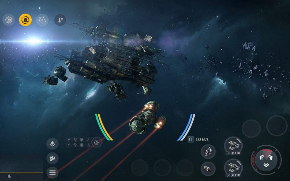 Second Galaxy 980x613 - Second Galaxy Available for Android, Reminds Me a Lot of EVE Online