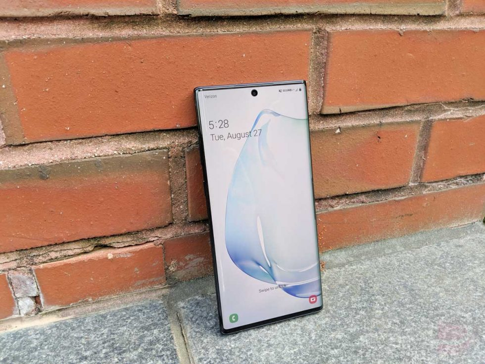 Verizon Note 10+ 5G