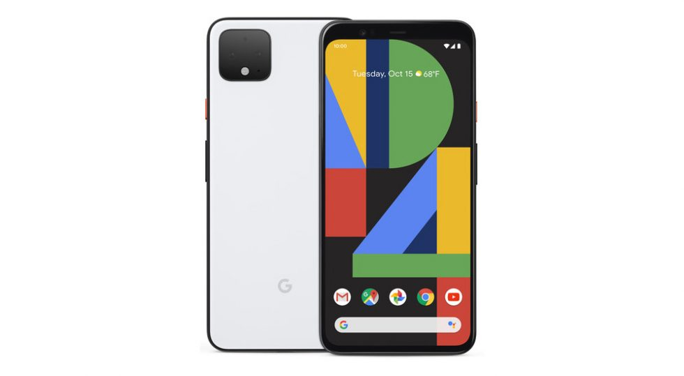 Clearly White Pixel 4 980x539 - Pre-Order Pixel 4 and Pixel 4 XL Right Now