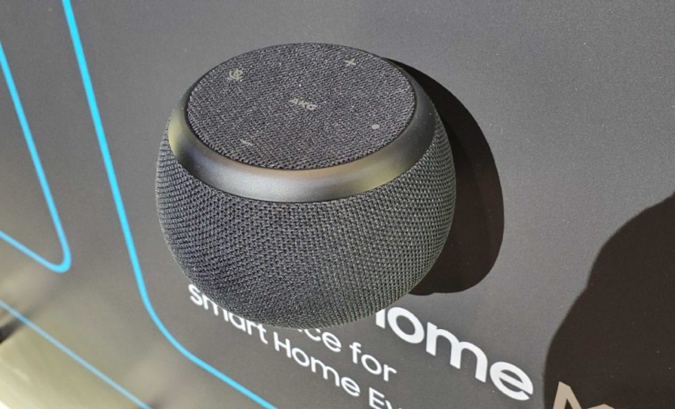 Galaxy Home Mini 980x594 - Samsung Unveils Another Smart Speaker That May Never Launch