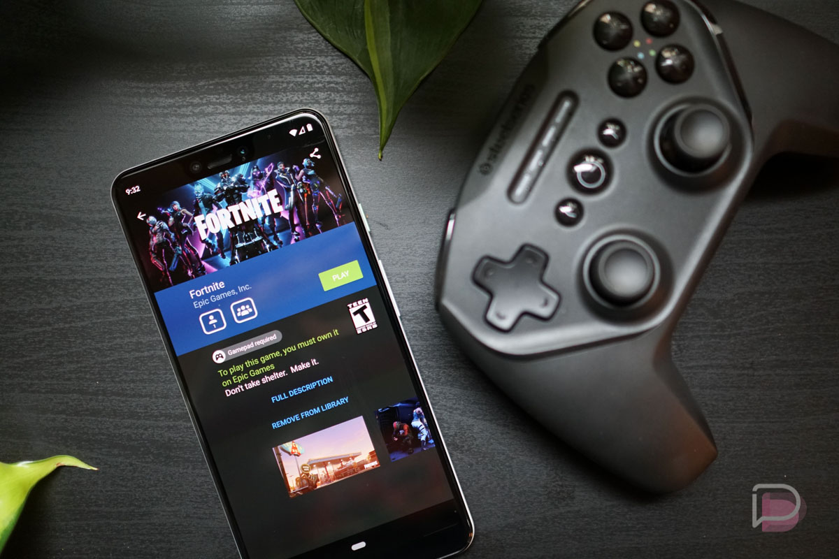 Geforce Now Android