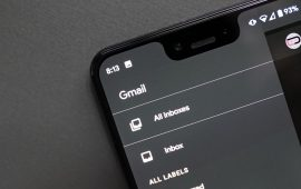 Gmail Dark Theme Android