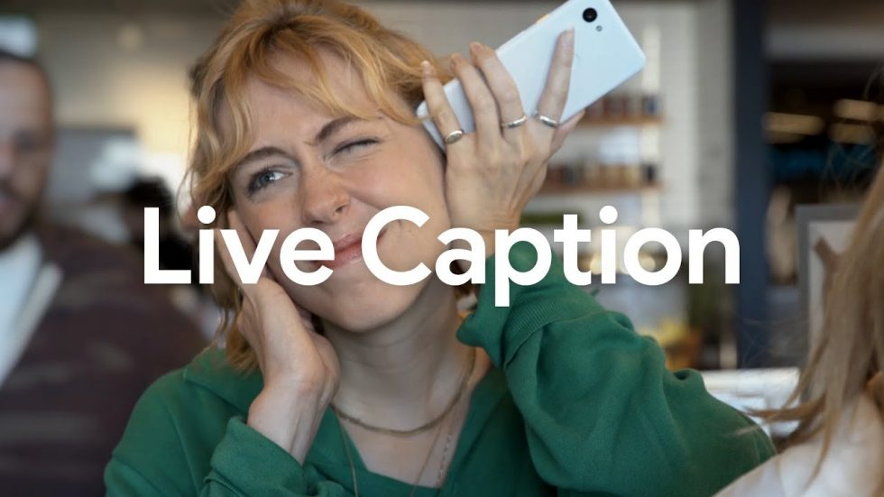 Live Caption Coming to Pixel 3, Pixel 3a Devices Later This Year