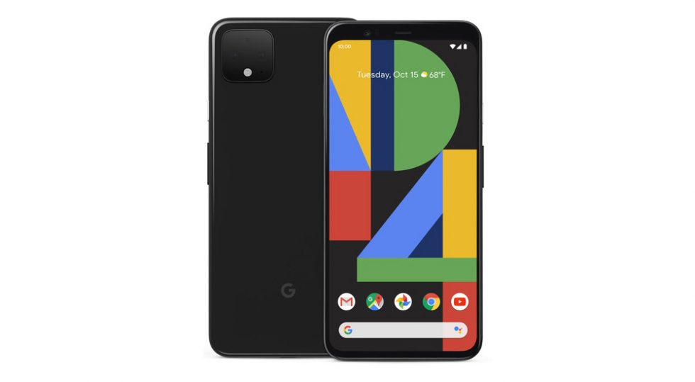 Just Black Pixel 4 980x539 - Pre-Order Pixel 4 and Pixel 4 XL Right Now