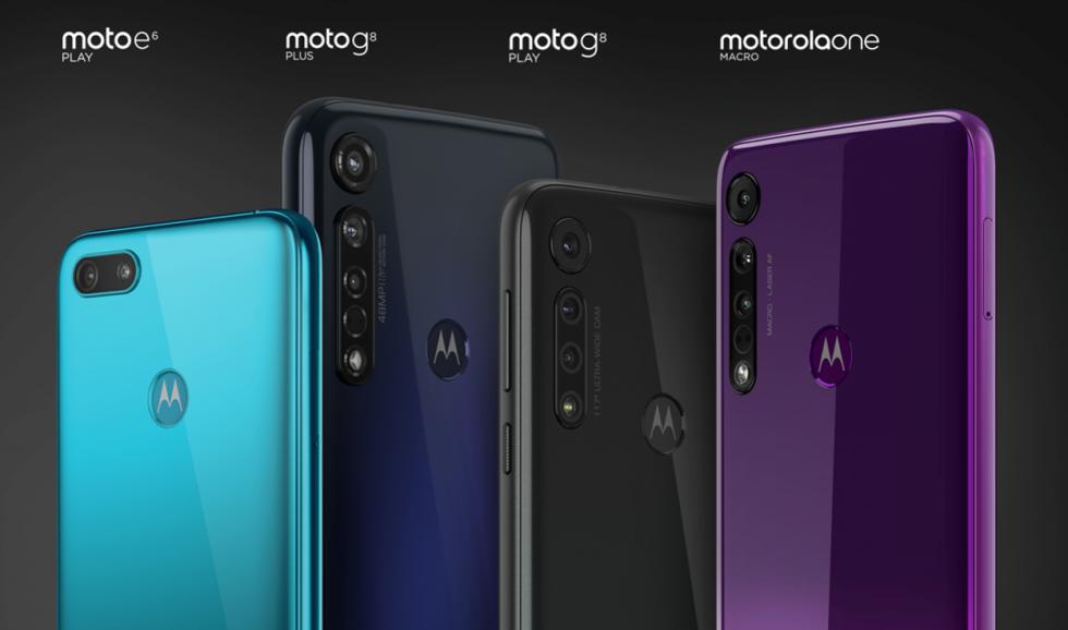 Moto 8 Line