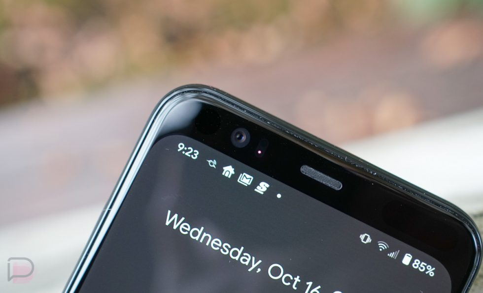 Pixel 4's Single Front Camera Almost as Wide-Angle as Pixel 3's