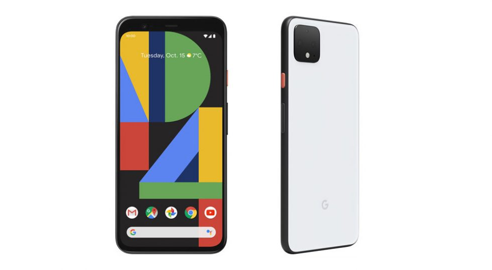 Pixel 4 White