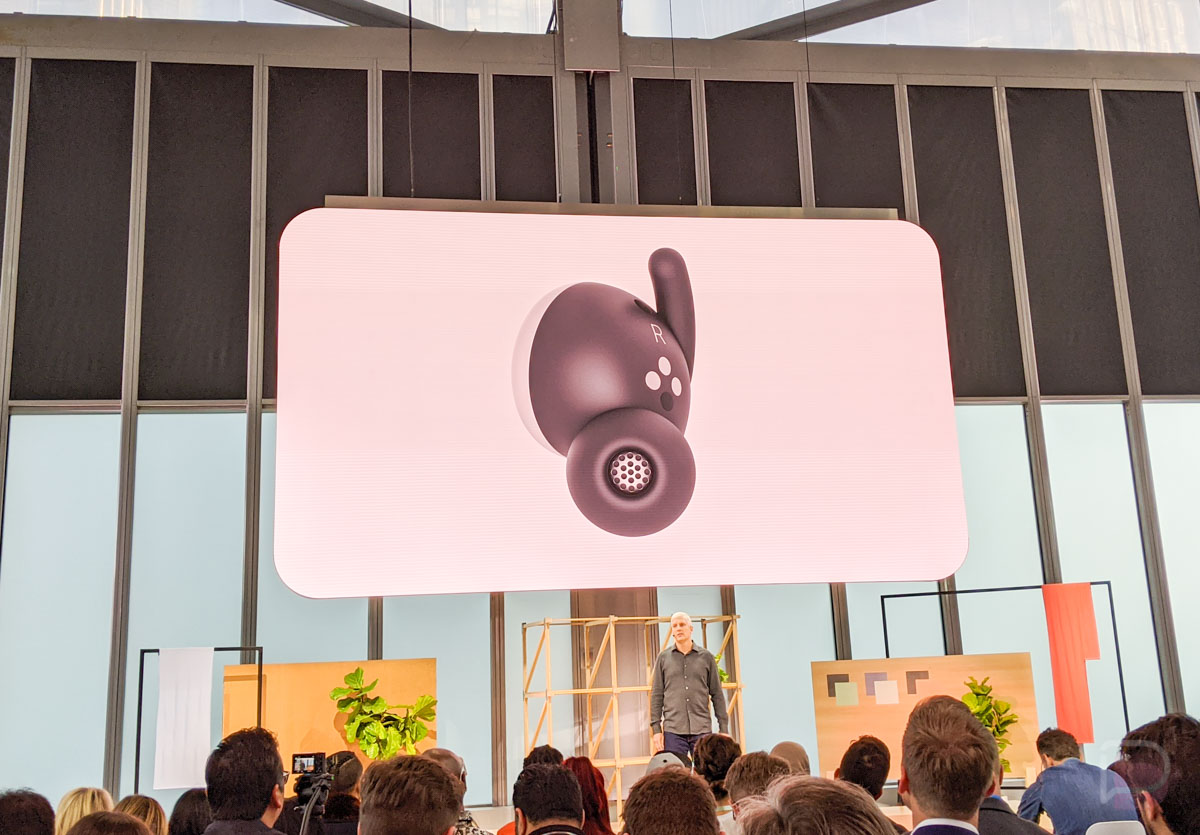 Google launches new wireless Pixel Buds""