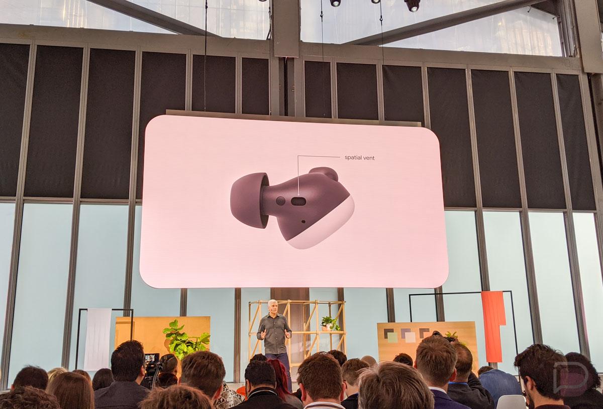 Google revamp the Pixel Buds