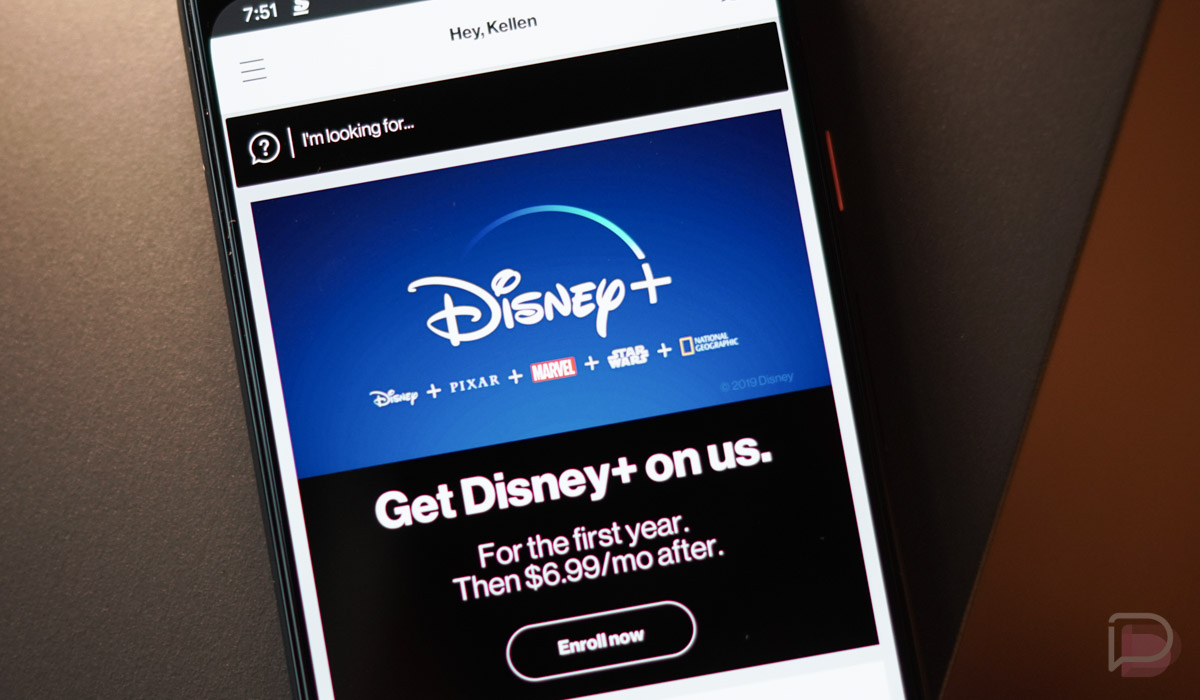 how to get disney plus with verizon for free  »  7 Image »  Awesome ..!