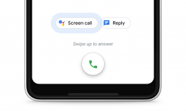 Google Call Screen