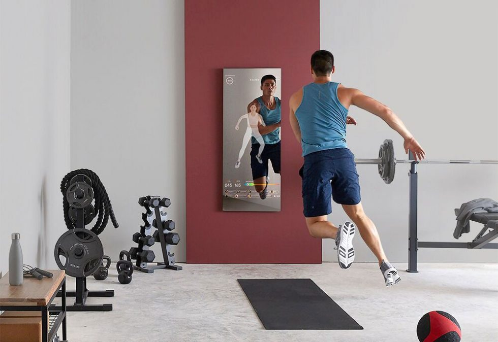 MIRROR, At-Home Workout Platform You've Likely Seen Commercials ...