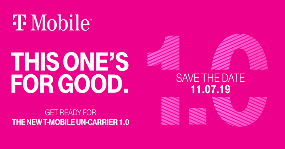New T-Mobile Uncarrier 1.0