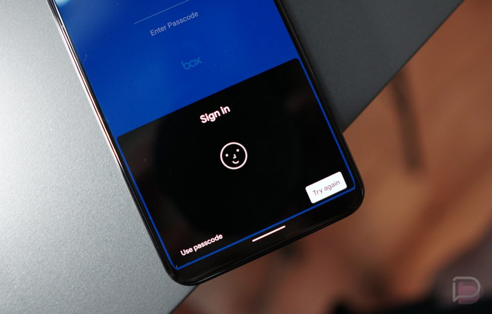 Box Adds Itself to Pixel 4's Small List of Face Unlock Supported Apps