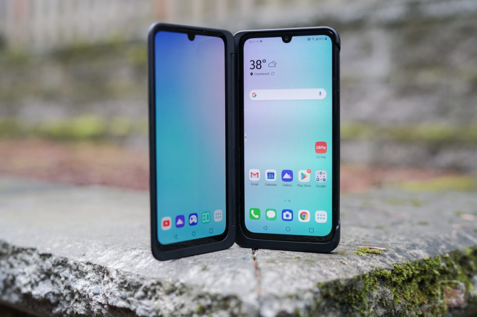 Giveaway: Win an LG G8X With Dual Screen From Droid Life and Sprint!