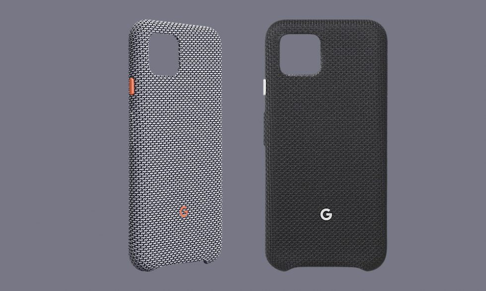 Pixel 4 Fabric Case Deal