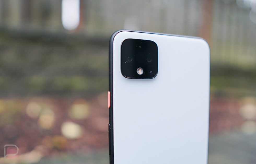 Pixel 4 XL Camera