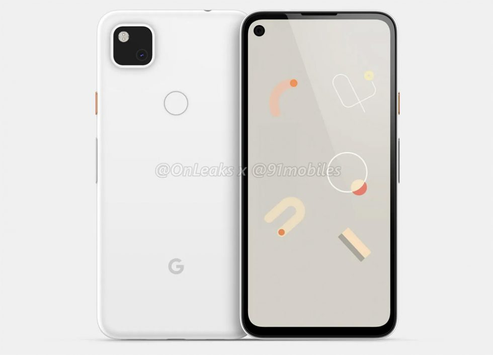 Pixel 4a First Look