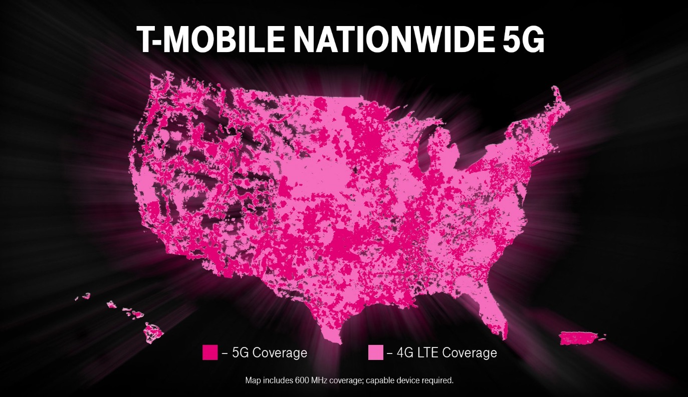 Mobile Launches Its 5G Network