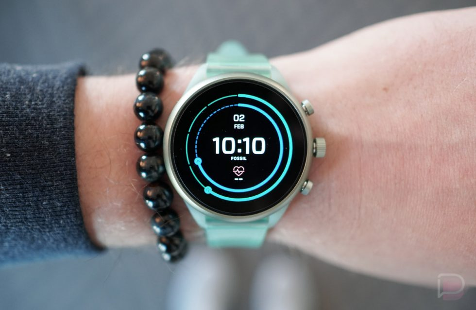 Fossil Sport Jelly