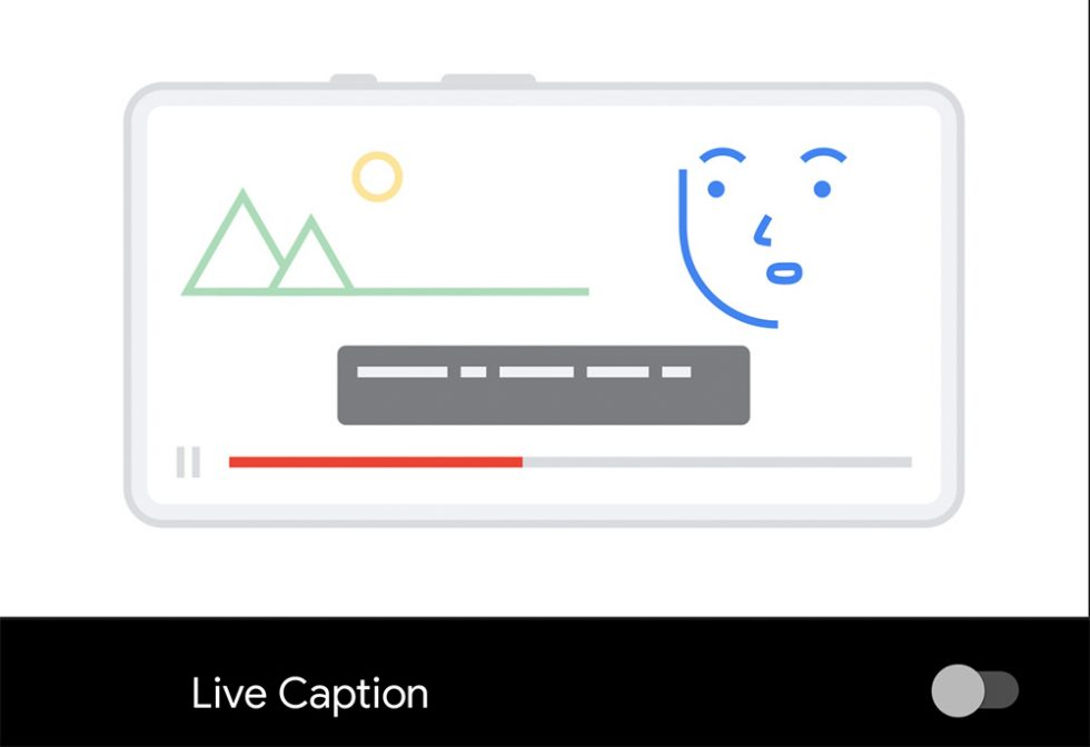 Live Caption Pixel