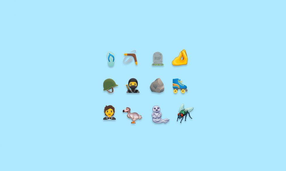 New Emoji 2020