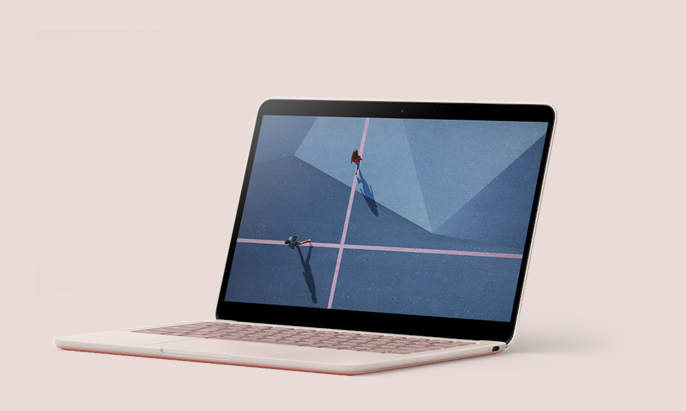 Pixelbook Go Now Available in Its Funnest Color
